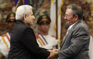 Le président chypriote plaide à La Havane pour un rapprochement Cuba-UE