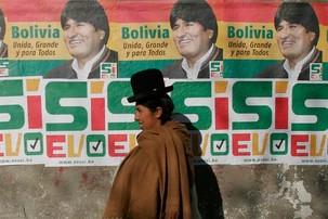 Bolivie: la campagne officielle lancée