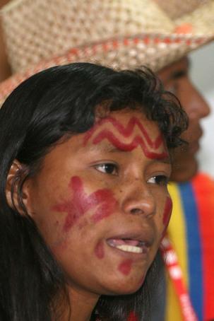 Le président Chávez restituera les terres des indigènes Yukpa le 12 octobre