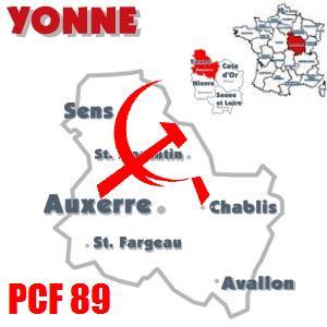 Régionales : Les communistes de l'Yonne (89) veulent partir seul