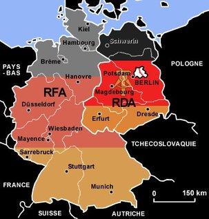 """Pourquoi l'Allemagne de l'Ouest n'a pas """"dénazifié""""..."""