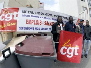 Marie-George Buffet et Pierre Laurent iront soutenir les travailleurs sans papiers demain
