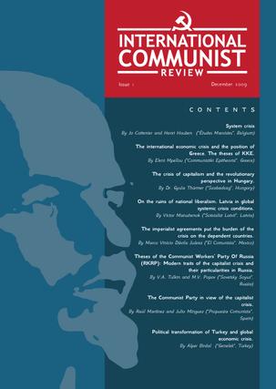 """Editorial du Premier Numero de la """"Revue Communiste Internationale"""""""