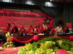 Le PC sud-africain se renforce