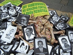 Colombie : les morts commencent à reparaître, il y en a ... des milliers !