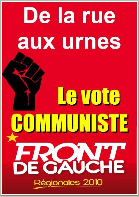 Régionales : poussée du Front de Gauche en région PACA