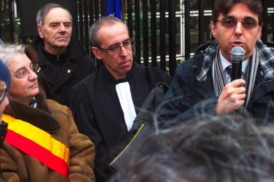 Reconnaissance du 19 Mars 1962 : La comparution de Frédéric Dutoit
