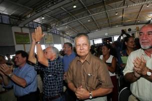 Régionales à la Réunion : La liste de l'Alliance conduite par Paul Vergès et le PCR