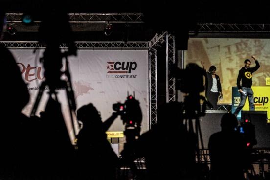 La CUP soutiendra la candidature de Carles Puigdemont et veillera à ce que le mandat populaire du 1er octobre 2017 soit respecté