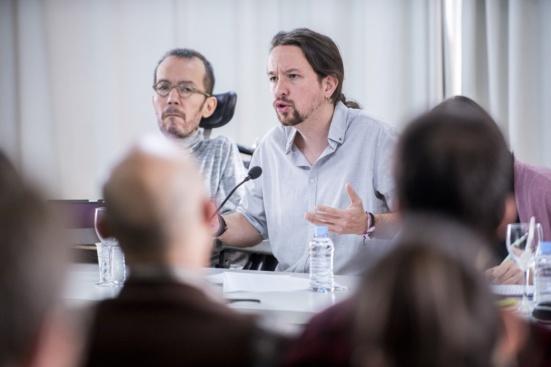 """Pablo Iglesias (Podemos) fait une autocritique sur la Catalogne: """"Nous avions tort"""""""