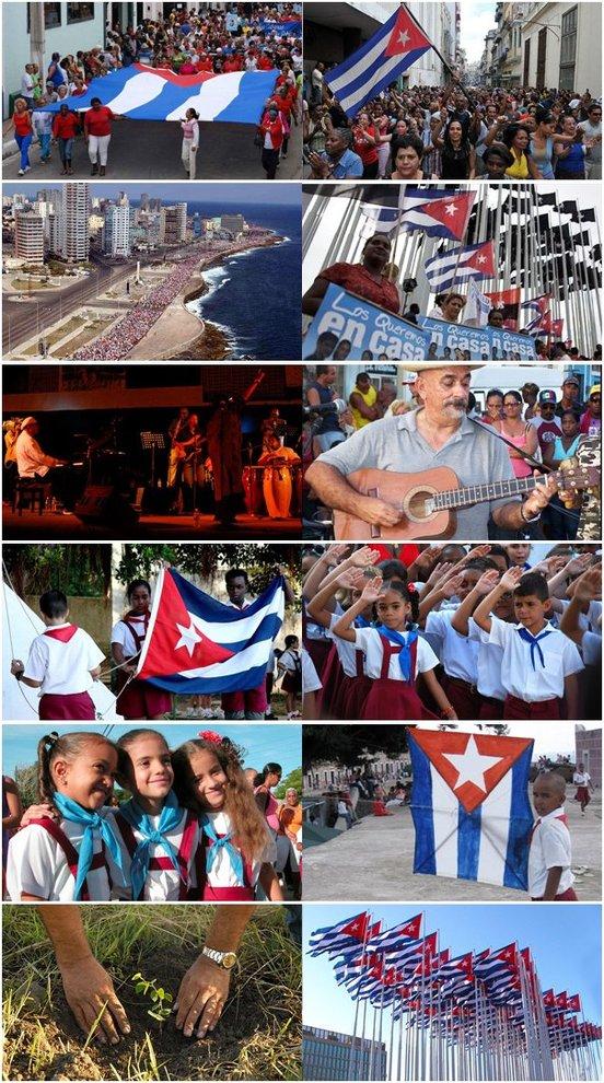 Pour la défense de Cuba