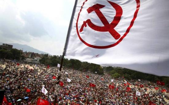 """Les communistes et maoïstes fondent un parti commun, le """"Communist Party of Nepal"""""""