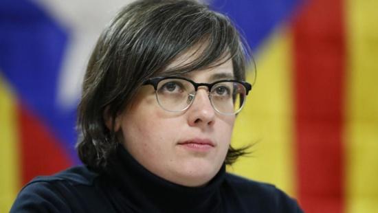 """Répression contre la Catalogne : """"Si je suis emprisonnée, je serai libérée qu'avec la République"""""""