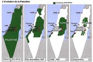 Esplanade Ben Gourion: le PCF proteste