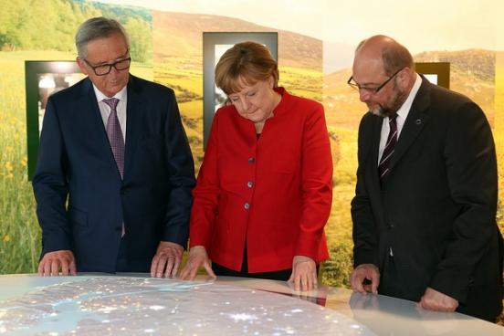 """La """"grande coalition"""" en Allemagne : aucune réponse au mécontentement de la population"""