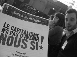 Historique : le socialisme du XXIème siècle adopté par le congrès du MJCF