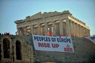 Grèce : intervention de Jean Pierre Brard