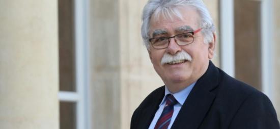 Réforme des institutions: André Chassaigne (PCF) appelle au référendum
