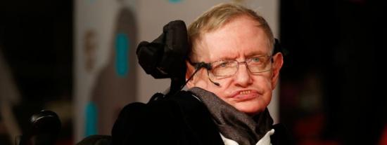 L'astrophysicien britannique Stephen Hawking est mort à l'âge de 76 ans