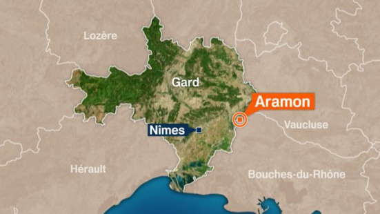 Michel Pronesti (PCF) réélu à la mairie d'Aramon (Gard)