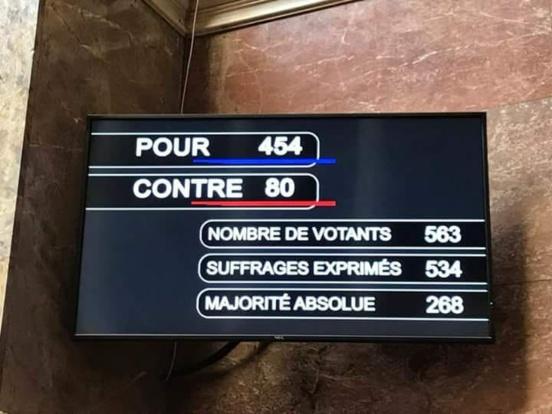 L'Assemblée nationale adopte la réforme de la SNCF en première lecture