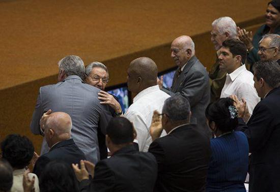 Elles et ils sont proposé.e.s pour le Conseil d'État de Cuba
