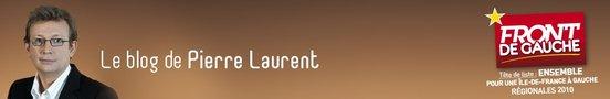 """Pierre Laurent : """"La bataille sur les retraites n'est pas terminée"""""""