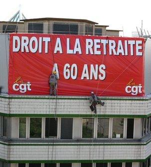 Demain, tous dans la rue pour défendre la retraite à 60 ans !!!