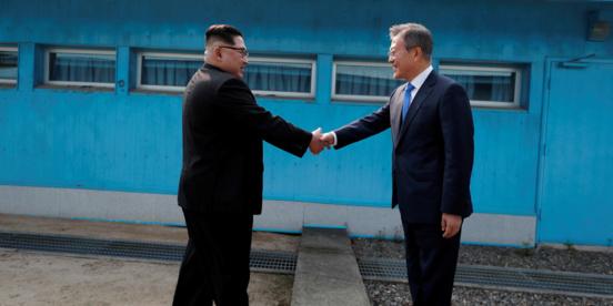 """Corée : """"La voie diplomatique et politique doit gagner"""" (PCF)"""