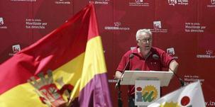 Mondial : Cayo Lara (PCE/IU) appelle les joueurs à la solidarité