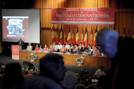 Roumanie: Le Parti Communiste renaît 20 ans après sa disparition