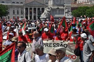 Grèves et manifestations au Portugal contre les mesures d'austérité
