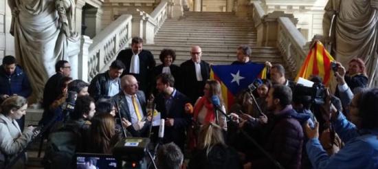Le procureur belge rejette l'extradition des ministres catalans en exil
