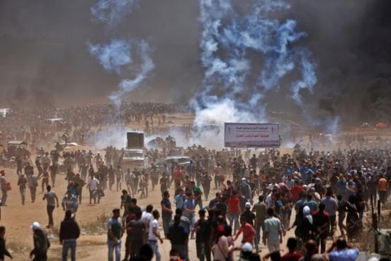 """Gaza: Les députés communistes appellent à cesser la """"diplomatie molle"""""""