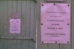 """Communiqué de presse : """"scandaleux, le MJCF exclus du local du PCF à Istres"""""""
