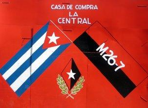 TRIUNFO DE LA REVOLUCION CUBANA : L'Hymne du 26 Juillet