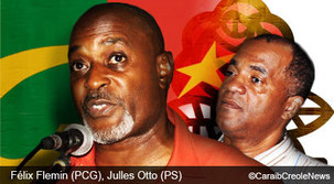 Guadeloupe . Les communistes disent non à Victorin Lurel et au PS