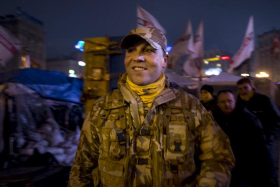 Le néonazi ukrainien, Andry Parouby, reçu à l'Assemblée Nationale, colère des communistes
