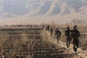 Au nom de l'impérialisme : Deux soldats français tués en Afghanistan et trois autres blessés