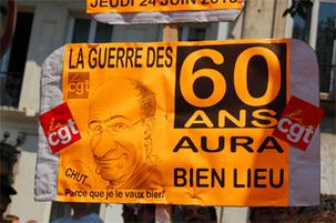 Retraites : la fébrilité gagne le camp de Sarkozy