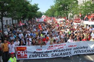 Les militants de lutte de classes de la CGT disent NON à toute tentative de trahison de la direction confédérale !
