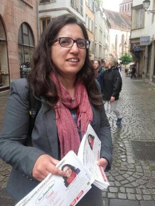 Menacée de mort sur internet, Hülliya Turan (PCF) va porter plainte