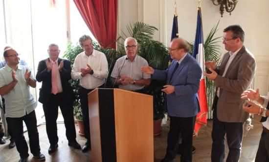 Corbeil-Essonnes : 11,98 % de participation et Jean-Pierre Bechter (LR) élu