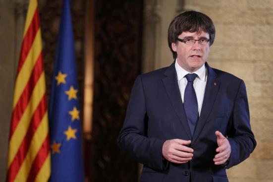 La justice allemande écarte les délits de rébellion et de sédition contre Carles Puigdemont