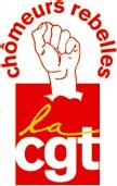 logo de la CGT chomeurs