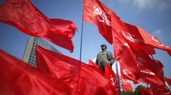 La police ferme le site web du Parti Communiste d'Ukraine