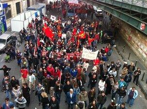 Le Parti Communiste organise la solidarité financière