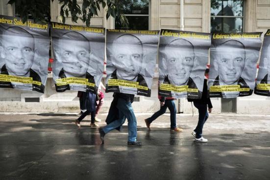 Un an de détention arbitraire pour Salah Hamouri (PCF)