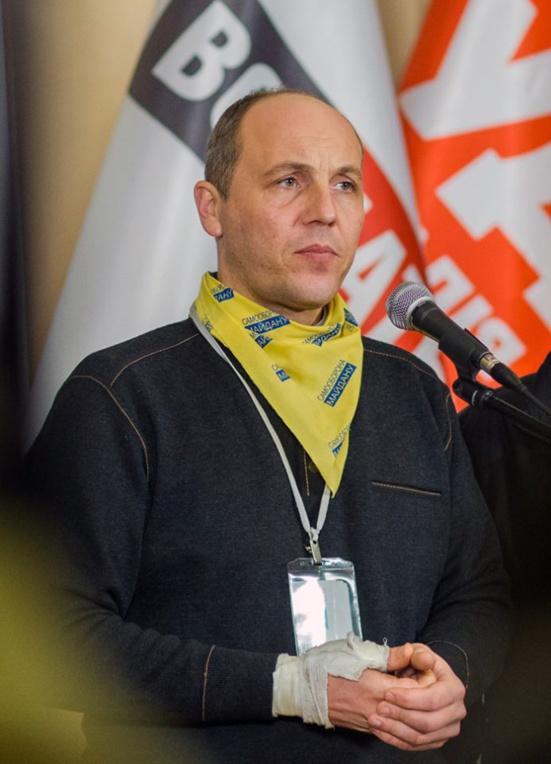 La France ne doit plus recevoir le président fasciste du Parlement ukrainien ! (PCF)