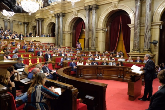 Référendum ou retrait du soutien, l'ultimatum du Président catalan à Pedro Sanchez
